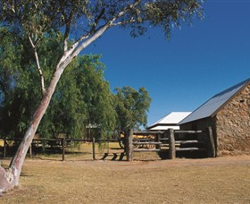 Alice Springs Telegraph Station Historical Reserve - Newcastle Accommodation