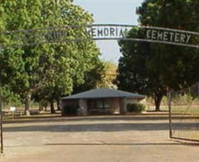 Katherine Cemetery - Newcastle Accommodation