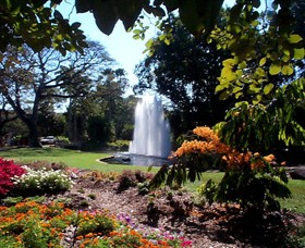 George Brown Darwin Botanic Gardens - Newcastle Accommodation