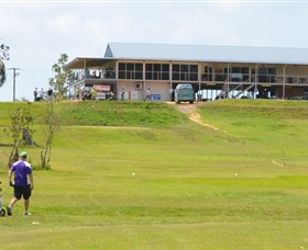 Gove Country Golf Club - Newcastle Accommodation