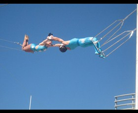 Trix Circus Flying Trapeze - Newcastle Accommodation