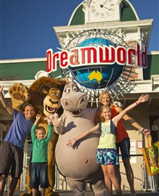 Dreamworld - Newcastle Accommodation
