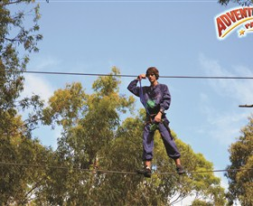 Adventure Parc at Currumbin Wildlife Sanctuary - Newcastle Accommodation