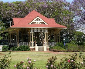 Gympie Memorial Park - Newcastle Accommodation