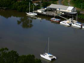 Port of Maryborough - Newcastle Accommodation