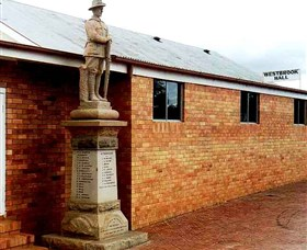 Westbrook War Memorial - Newcastle Accommodation