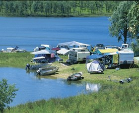 Lake Boondooma - Newcastle Accommodation