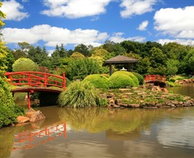 Japanese Gardens - Newcastle Accommodation