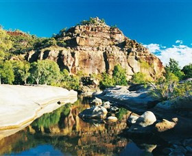 Porcupine Gorge National Park - Newcastle Accommodation