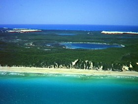 Fraser Island, Great Sandy National Park