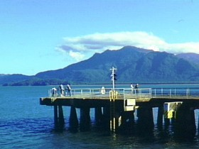 Lucinda Jetty
