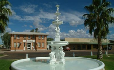 Heritage Trail Cunnamulla - Newcastle Accommodation