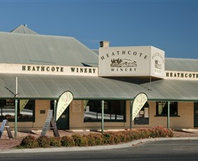 Heathcote Winery - Newcastle Accommodation
