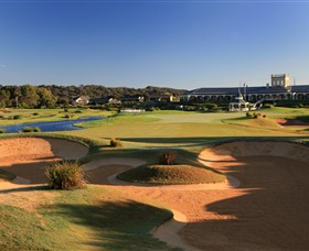 Eagle Ridge Golf Course - Newcastle Accommodation