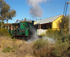 Red Cliffs Historical Steam Railway - Newcastle Accommodation