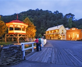 Walhalla Historic Area - Newcastle Accommodation