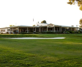 Mansfield Golf Club - Newcastle Accommodation