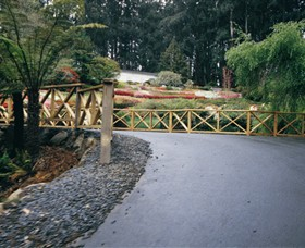 National Rhododendron Gardens - Newcastle Accommodation