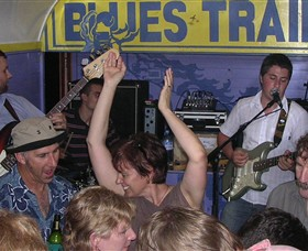 The Blues Train - Newcastle Accommodation
