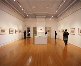 Ararat  Gallery TAMA - Newcastle Accommodation
