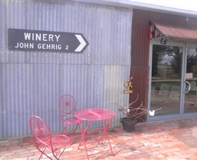 John Gehrig Wines - Newcastle Accommodation