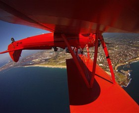 Southern Biplane Adventures - Newcastle Accommodation