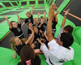 Flip Out Trampoline Arena - Newcastle Accommodation