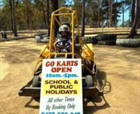 GTS Dirt Karts - Newcastle Accommodation