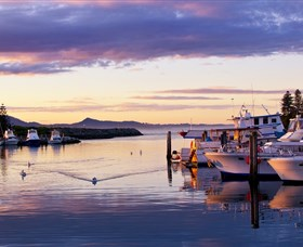 Bermagui Fishermens Wharf - Newcastle Accommodation
