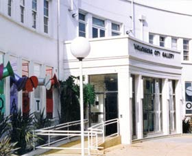 Wollongong Art Gallery - Newcastle Accommodation