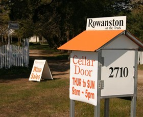 Rowanston on the Track Winery  Bed and Breakfast - Newcastle Accommodation