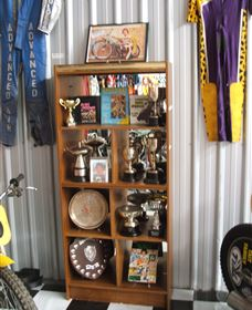 Ash's Speedway Museum - Newcastle Accommodation
