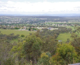 McIlveen Park Lookout - Newcastle Accommodation