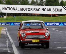 National Motor Racing Museum - Newcastle Accommodation