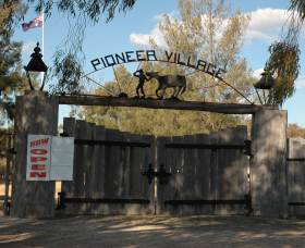Inverell Pioneer Village - Newcastle Accommodation