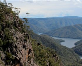 Landers Falls Lookout - Newcastle Accommodation