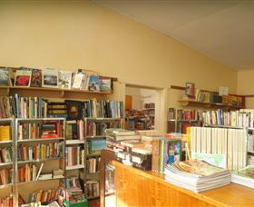 Corryong Browsers Bookshop - Newcastle Accommodation