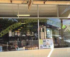 Corryong Op Shop - Newcastle Accommodation