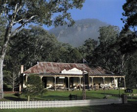 Newnes Kiosk - Newcastle Accommodation