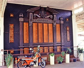 Toowoomba Railway Station Memorial Honour Board - Newcastle Accommodation