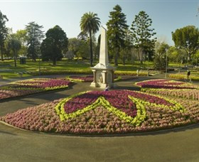 Queens Park Toowoomba - Newcastle Accommodation