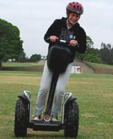 Segway Tours Australia - Newcastle Accommodation