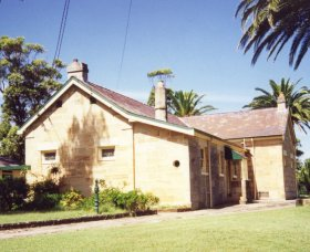 Carss Cottage Museum - Newcastle Accommodation