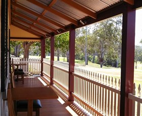 Riverside Oaks Golf Course - Newcastle Accommodation