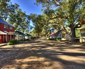 The Australiana Pioneer Village Ltd - Newcastle Accommodation