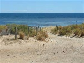Normanville Beach - Newcastle Accommodation