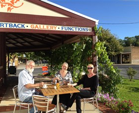 Artback Australia Gallery and Cafe - Newcastle Accommodation