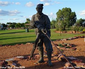 Cobar Miners Heritage Park - Newcastle Accommodation