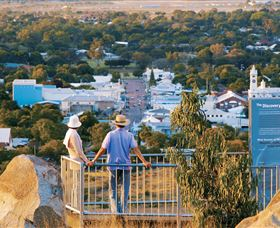 Towers Hill Lookout and Amphitheatre - Newcastle Accommodation