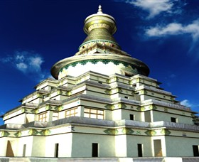 The Great Stupa of Universal Compassion - Newcastle Accommodation